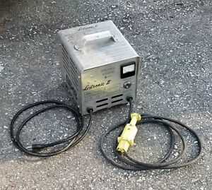 Lester Tennant 36v Taylor Dunn Golf Cart Automatic Battery Charger 07710