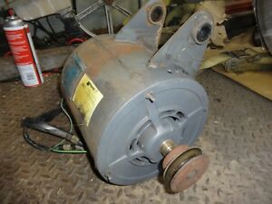 Speed Queen Commercial Washer Motor 1ph 208 240v Century 362221 pp Rpm 3500 350