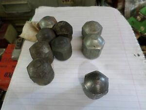 1928 1934 1947 Ford Aa Truck Nos Hub Bolt Wheel Nuts 1930 1932 1935