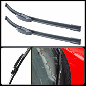 2x22 For Audi A4 03 08 Audi A6 Wiper Blades Windshield Wipers Front Window Set