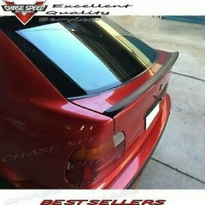 789t Unpainted Trunk Spoiler For Honda Civic 7th Coupe 2001 2005 Us Gtl Type