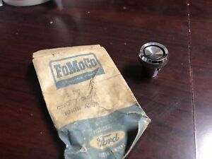 1967 Galaxie Nos Wiper Knob Chrome Mint C7az 17513 Fresh Air Vent Knob