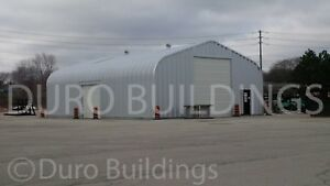 Durospan Steel 25x60x13 Metal Garage Shop Residential Building Factory Direct