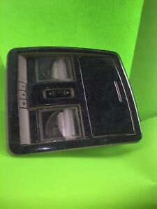 2005 To 08 Charger Dodge Front Roof Overhead Console With Sunroof Switch 1112426