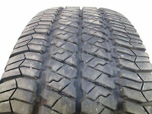 Used P255 75r17 113 S 9 32nds Goodyear Wrangler Sr A Owl