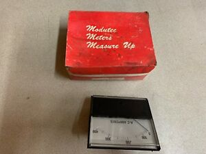 New In Box Modutec 0 400 Amp Panel Meter Cle8 a4a401