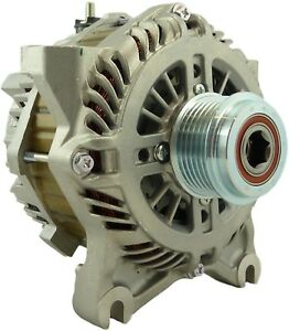 New 200 Amp Alternator For Ford Crown Victoria 2004 2011 4w73 10300 Ac Gl 637