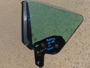 2005 09 Ford Mustang Convertible Rear Quarter Window Glass Lh Drivers Nice