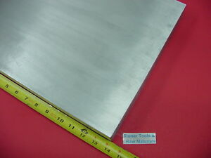3 4 X 12 Aluminum 6061 Flat Bar 14 Long Solid T6511 Plate Mill Stock