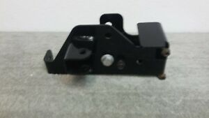 Mopar Lifted Front Track Bar Relocation Bracket 07 18 Jeep Wrangler Jk Jku Black