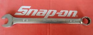 Snap On Tools 15 16 Flank Drive Plus 12 Pt Combination Wrench Soex30