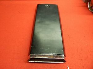 Used 65 66 Ford Mercury Interior Black Center Console Lid C5az 6206024 A