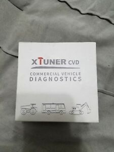 Xtuner Cvd Obd2 Bluetooth Diesel Heavy Duty Truck Diagnostic Scanner Android