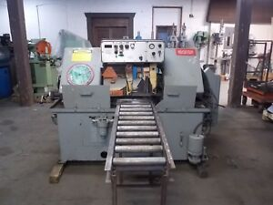 Doall C 1213m Horizontal Band Saw