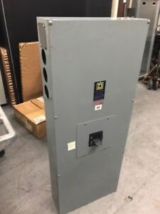 Circuit Breaker 1000 Amps 600v Ac Or Dc Mal261000 Square D 2 Pole