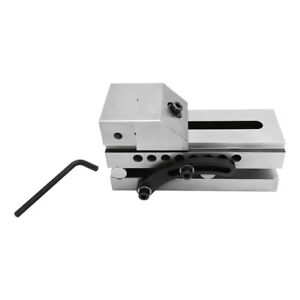 3 Precision Sine Vise 4 3 8 Opening Toolmaker Machinist Tookmaking Clamp Vise