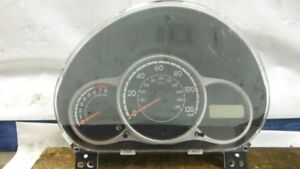 Speedometer Mph Without Outside Temperature Gauge Fits 11 14 Mazda 2 314233