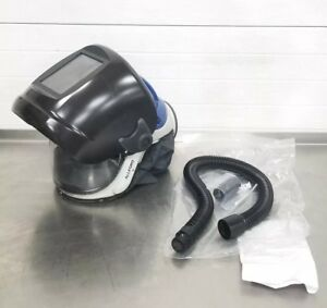 Allegro 9904 Safety Full Face Welding Mask For Supplied Air Systems