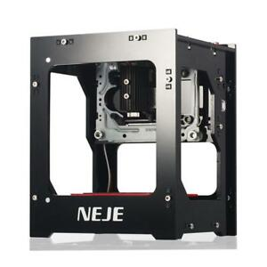 Neje 3d 1000mw Usb Laser Engraver Printer Automatic Engraving Cutting Machine