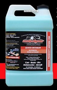 Red Oak Collections Dualpolymer Waterless Car Wash 1 Gallon Refill With Towel