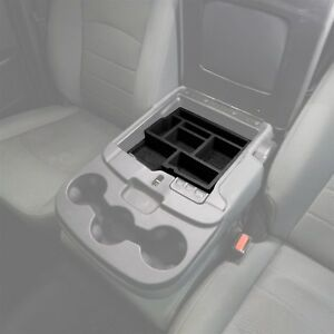 Fits Dodge Ram 2013 18 Center Console Organizer Insert Custom Fit Fold Down Only