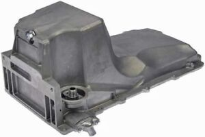 Engine Oil Pan For 1999 2006 Cadillac Chevrolet Gmc Hummer Oe 12579273