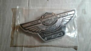 Nos Oem Ford Supercharged F 150 Harley Davidson 100th Anniversary Emblem