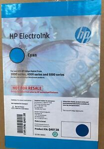 Hp Indigo Ink Cyan Electroink For Series 3000 4000 5000