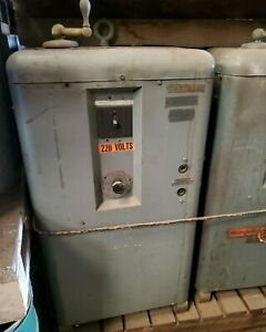Westinghouse Dc Arc Welder For Parts Only