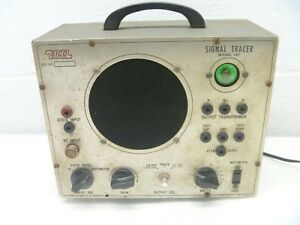 Eico Model 147a Signal Tracer As Is