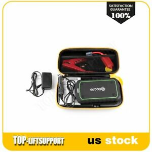 200a 400a Car Portable Car Jump Starter Booster Jumper Box Battery 12000mah