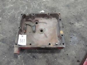 International Harvester 1066 Tractor Panel Part 3901045 Tag 587