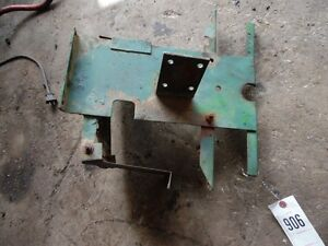 John Deere 1010 Tractor Battery Box Tag 906