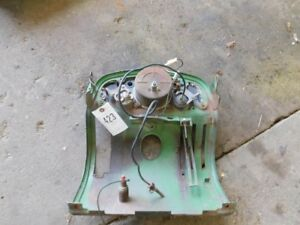 John Deere 4020 Tractor Dash With Tack Tag 423