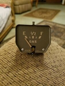 1937 Checvrolet Gas Fuel Gauge 1515336