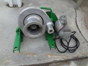 Greenlee 640 Cable Puller Tugger 4000 Lbs Capacity
