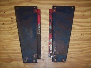 Farmall Cub Ih Sheet Metal Hood Support Sides