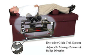 Chiropractic Roller Tables Sky Blue 2 Available