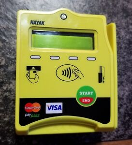 Vpos Nayax Nayaxvposr5 Contactless contact swipe Credit Card Reader Machine