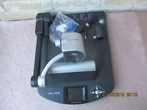 Document Camera Elmo P30s Visual Presenter Projector Adapter cables Ready