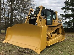 01 Caterpillar D6r Xw Series Ii Bulldozer For Sale Cat D6r Financing And Ship