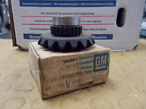 1964 1968 Corvette 12 Bolt Posi Side Gear Gm 3869317 New Old Stock Nos