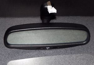05 08 Acura Rl Rear View Mirror Auto Dim Dimming Interior Windshield Mount