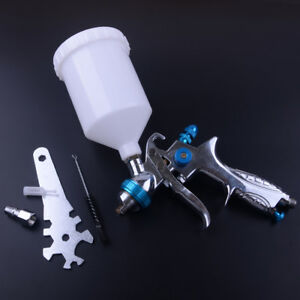 Hvlp Mini Air Spray Gun Auto Car Detail Touch Up Paint Sprayer Spot Repair Tool