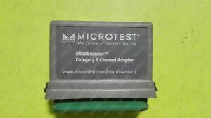 1pc Used Omniscanner Category 6 Adapter