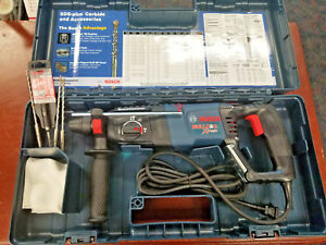 Bosch Bulldog Xtreme 11255vsr Never Used With Case And Bits 99484 1 Eb