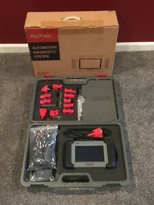 Autel Maxidas Ds708 Automotive Scanner Diagnostic Kit
