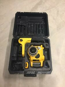 Dewalt Dw077 Rotary Laser Level With Hard Case