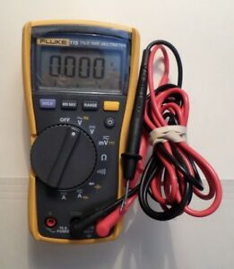 Fluke 115 True Rms Multimeter 32910959ws