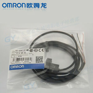 1pc New For Omron Sensors Ee sx671p wr 12 24vdc 1m